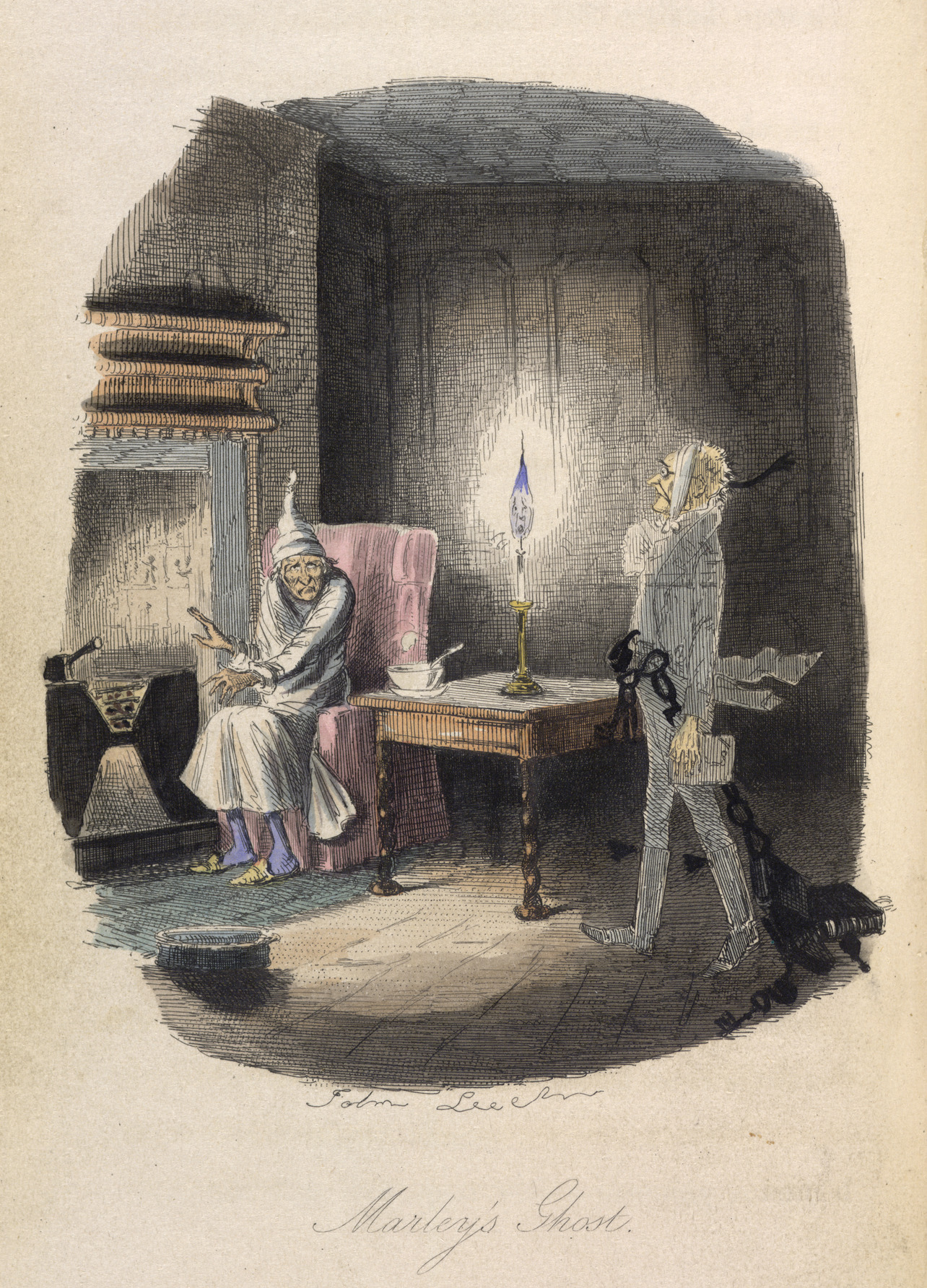 A Christmas Carol, In 12 Parts – Part 3!